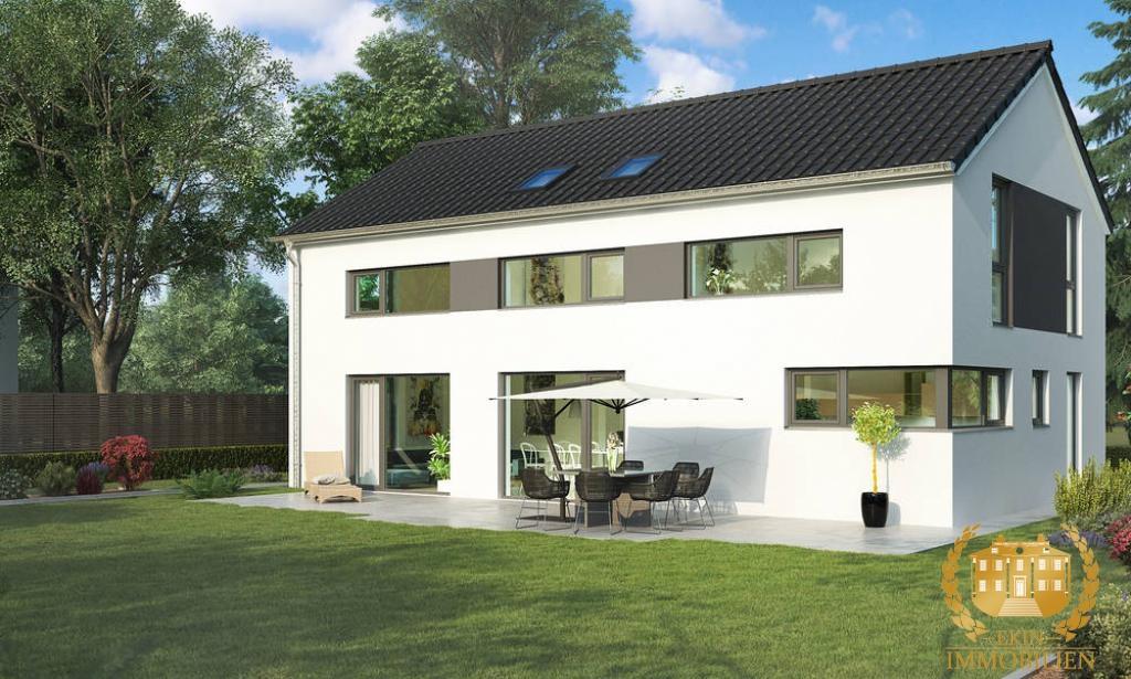 Harmonisches Einfamilienhaus in schlichter Architektur